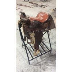 """Used 14 1/2"""" Saddle"""
