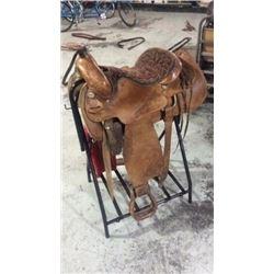 "14"" Bona Allen Saddle"