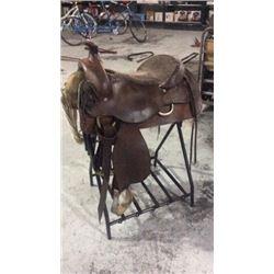"""Used 16"""" Saddle"""