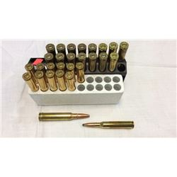 Lot Of .270 And .338 Ammo