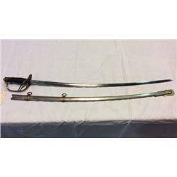 Us Model 1872 Sword