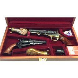Cased Set Colt Pocket And Remington 31 Cal