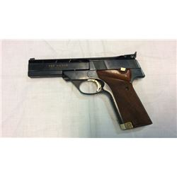 High Standard Military The Victor .22lr