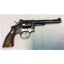 Smith And Wesson Model K .22lr