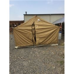 Montana Canvas 14x17 Wall Tent