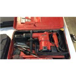 """Hilti"" TE72 rotary hammer drill"