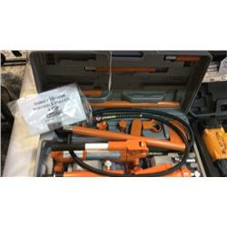 """""""Central hydraulics"""" portable puller 4-ton"""