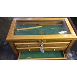 """Handyman"" wooden toolbox ( museum Thomas edition)"