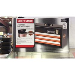 """""""Craftsman"""" Harley Davidson tool box"""