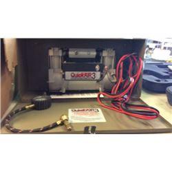 """""""quick Air 3"""" Portable Air Compressor"""