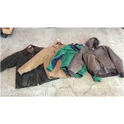 4 Work Jackets