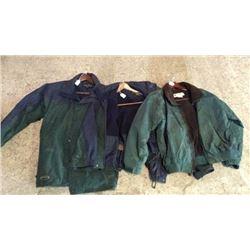 3 Jackets