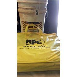 2 universal spill kits