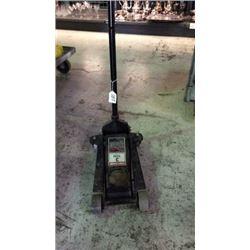 """Craftsman"" 3 ton hydraulic floor jack"