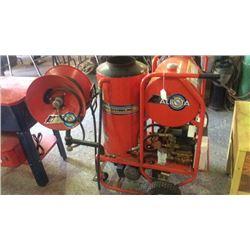 """""""Alkota"""" pressure washer (model 3182)"""