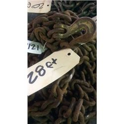28ft chain