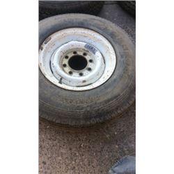 """""""Hankook"""" tire f-19"""