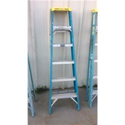 A frame ladder