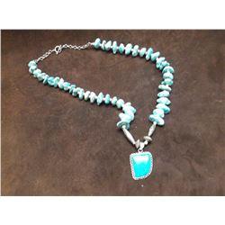 Bisbee Turquoise Necklace