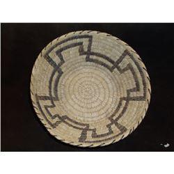 """Vintage Papago Basket- 5"""" H X 10.5"""" W"""