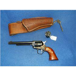 "Ruger Single Six New Model .22-.22Mag Revolver- 6.5"" Barrel- Handmade Viking Holster #268-54331"
