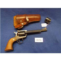 "Ruger Single Six New Model .22-.22Mag Revolver- 6.5"" Barrel- Holster- #68-06018"