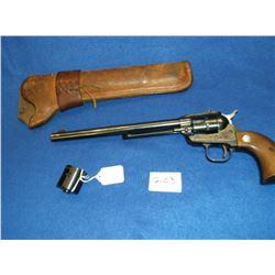 """Ruger Single Six .22-.22Mag Revolver-9.5"""" Barrel- Holster- #21-37275"""