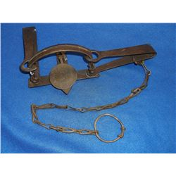 Newhouse #3 Double Long Spring Trap- Factory Chain With Swivel