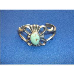 Marked WW Sterling Bracelet