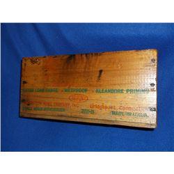 "Remington Express Ammo Box- 6.75""H X 14.5""L X 6""D"