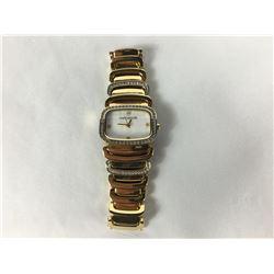 Michael Hill Ladies Gilt Stainless Steel Wrist Watch