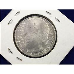 1978 Silver BUNDESREPUBLIK DEUTSCHLAND 5 Mark Coin