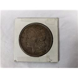 1921 US Silver Morgan Dollar (Philadelphia Mint)