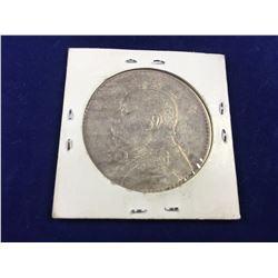 """1914 Chinese One Dollar (Yuan) Silver Coin - Yuan Shikai dollar (the so-called """"Fatman Dollar"""")"""