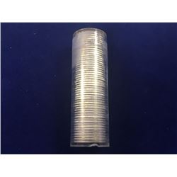 Roll of (50) 1961-D Brilliant Uncirculated Roosevelt Silver Dimes