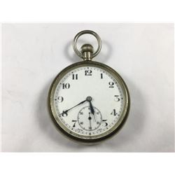 Early Pocket Watch with 15 Jewels - Swiss Made