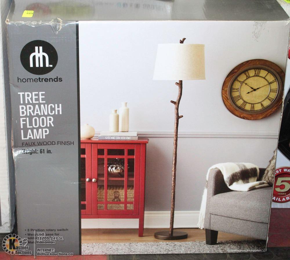 Hometrends Tree Branch Floor Lamp