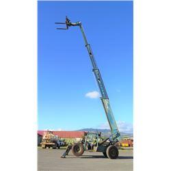 Gradall 544D-10 Telescoping Forklift, 4878 Hours
