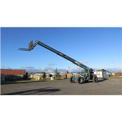 Gradall 534D-9 Telescopic Forklift, Runs & Drives, 1782 Hrs