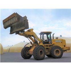 John Deere 644H Loader, 3636 Hrs. Purchased used Sept 2014 for $49K