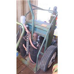 Welding Cart w/Tanks
