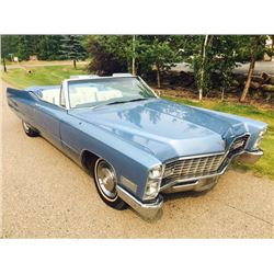 FRIDAY NIGHT! 1967 CADILLAC DEVILLE CONVERTIBLE