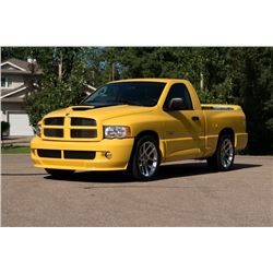 FRIDAY NIGHT! 2005 DODGE RAM 1500 SRT10