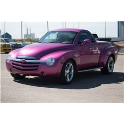 FRIDAY NIGHT! 2004 CHEVROLET SSR