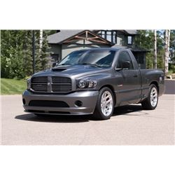 FRIDAY NIGHT! 2006 DODGE RAM 1500 SRT10
