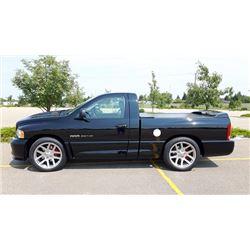 2004 DODGE RAM 100 SRT10 VIPER STANDARD HALF TON TRUCK