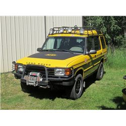 1997 LAND ROVER DISCOVERY XD SUV