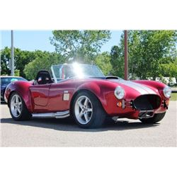NO RESERVE! 1967 SHELBY AC COBRA ROADSTER