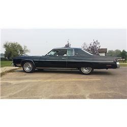 1976 CHRYSLER NEW YORKER BROUGHAM 2-DOOR HARD TOP