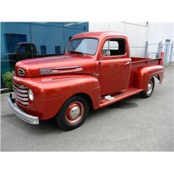 1949 FORD F47 PICK-UP